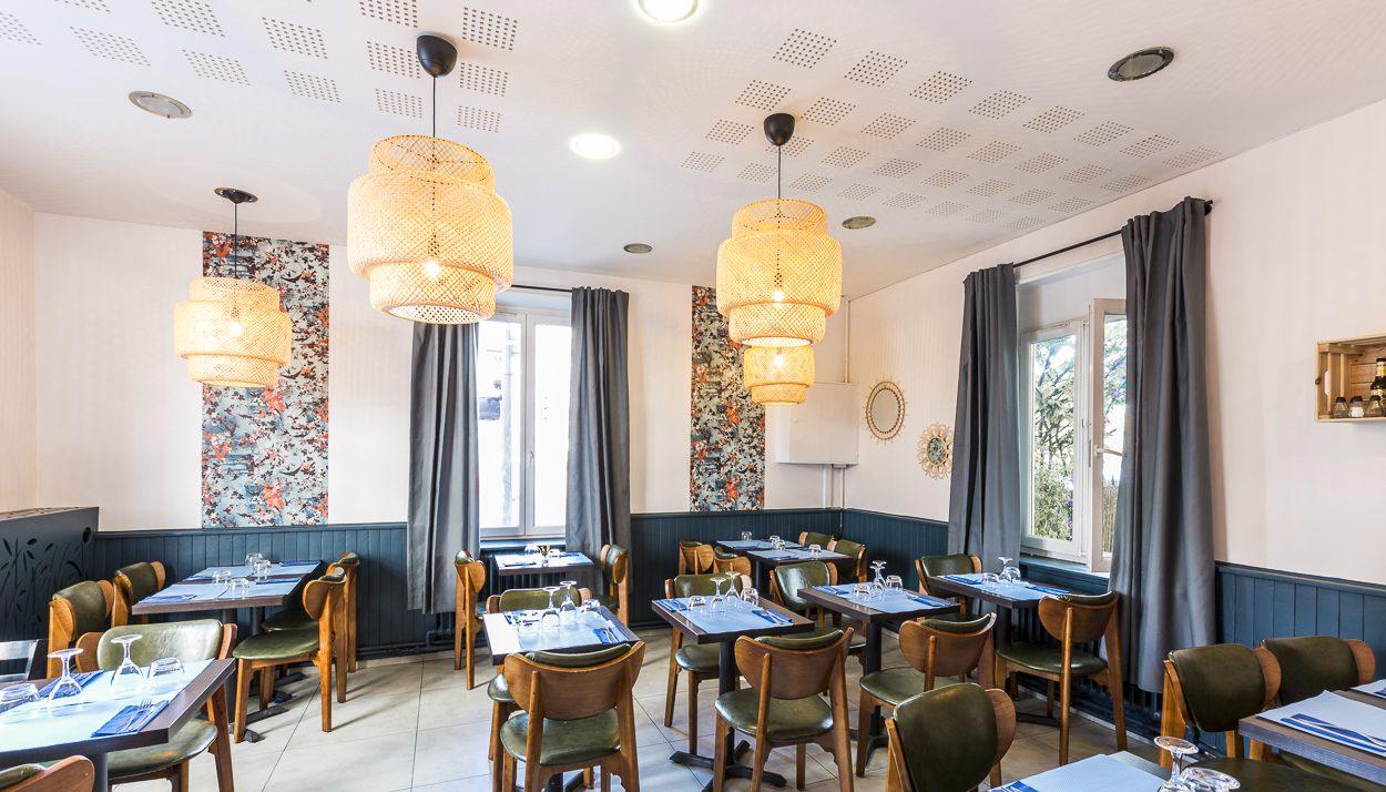 decoration restaurant asiatique picture design