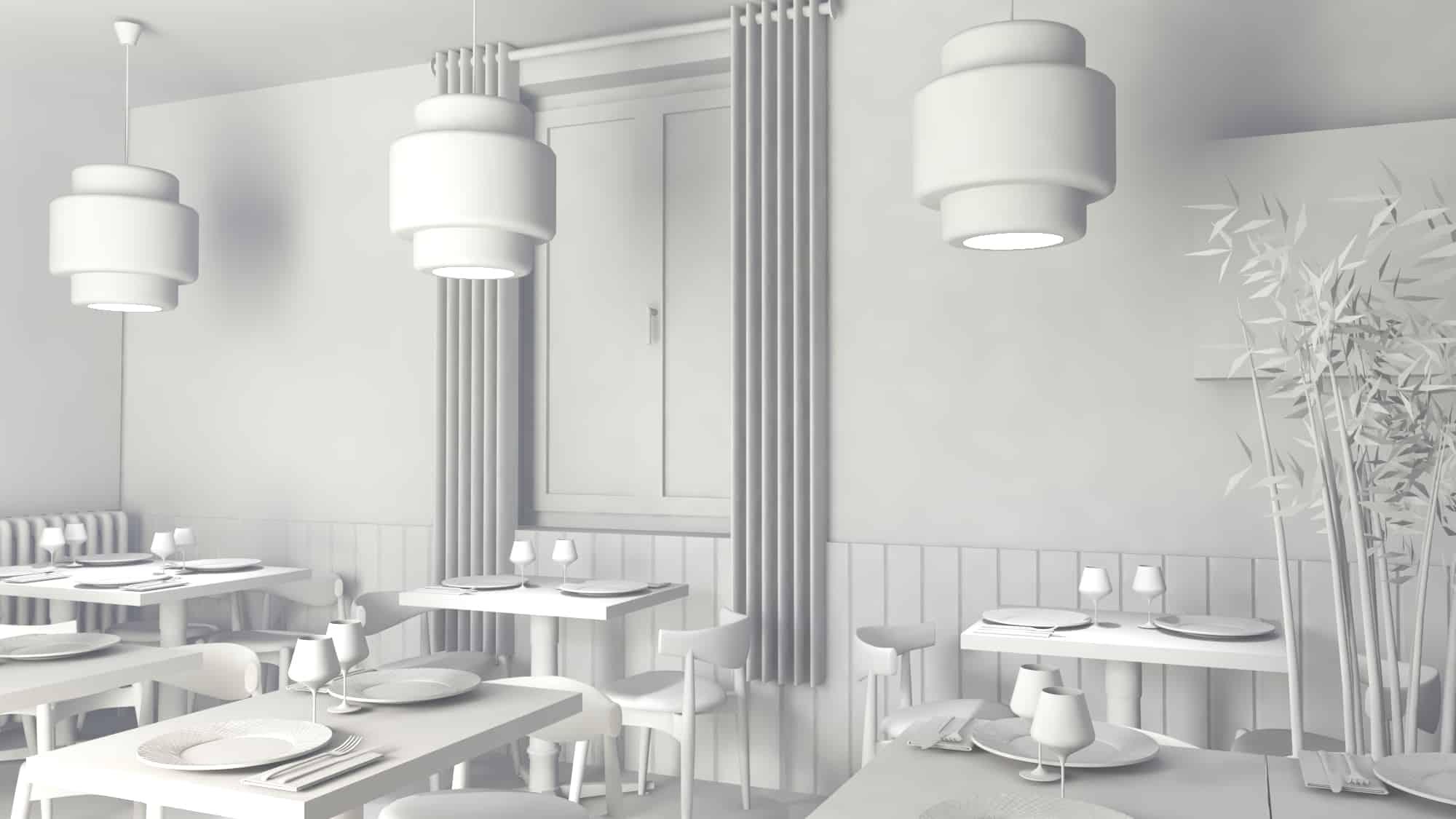 architecture et Décoration intérieure, aménagement d'espace professionnel, design d'espace, modélisation 3D