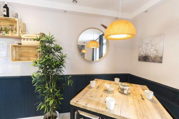 décoration intérieure restaurant lyon