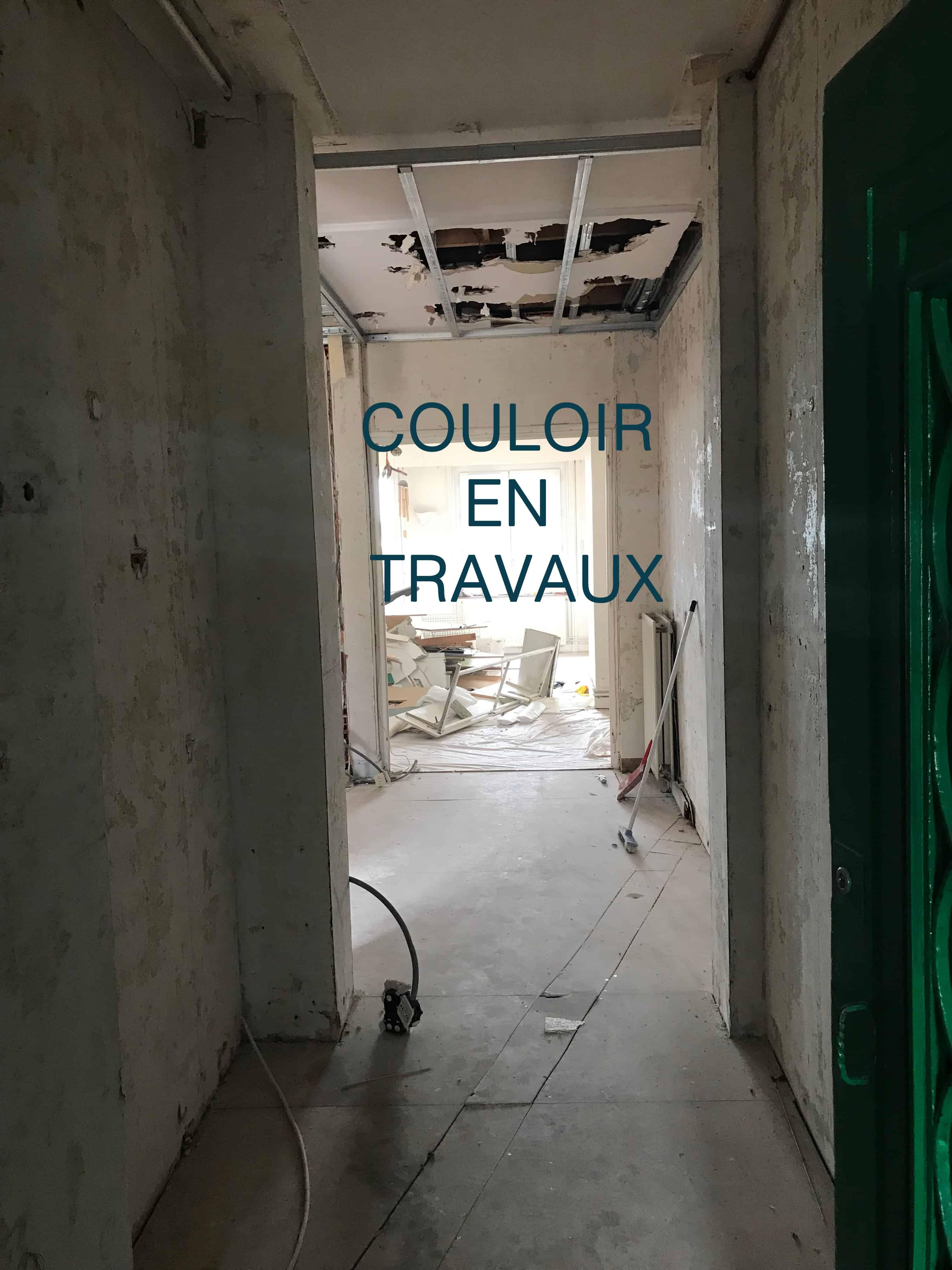 Avant Travaux Picture Design