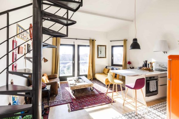Rénovation loft Picture Design