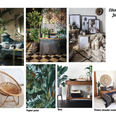 Moodboard Jungle